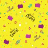 Happy Diwali gift wrap