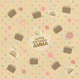 happy birthday amma gift wrap