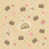 happy birthday amma gift wrap