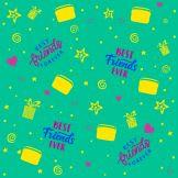 long life friendship gift wrap