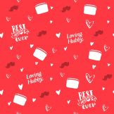 happy valentine day husband gift wrap