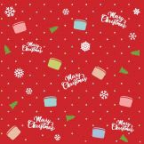 merry christmas gift wrap