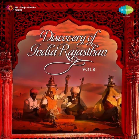 Discovery Of India Rajasthan Vol 3