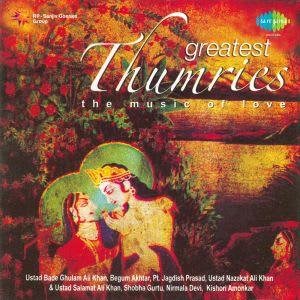 Akeli Dar Laage - Thumri Pahadi MP3 Song Download- Greatest Thumries