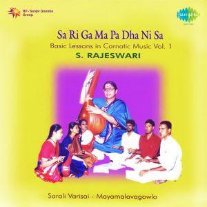 Sarali Varisakal Part I MP3 Song Download- Sa Ri Ga Ma Pa