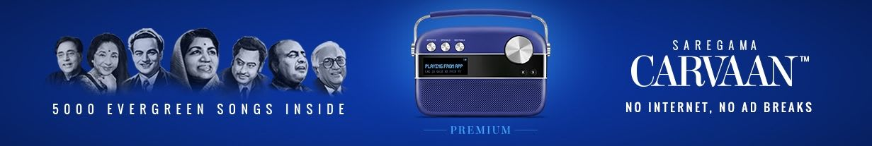 Saregama Carvaan Premium Hindi