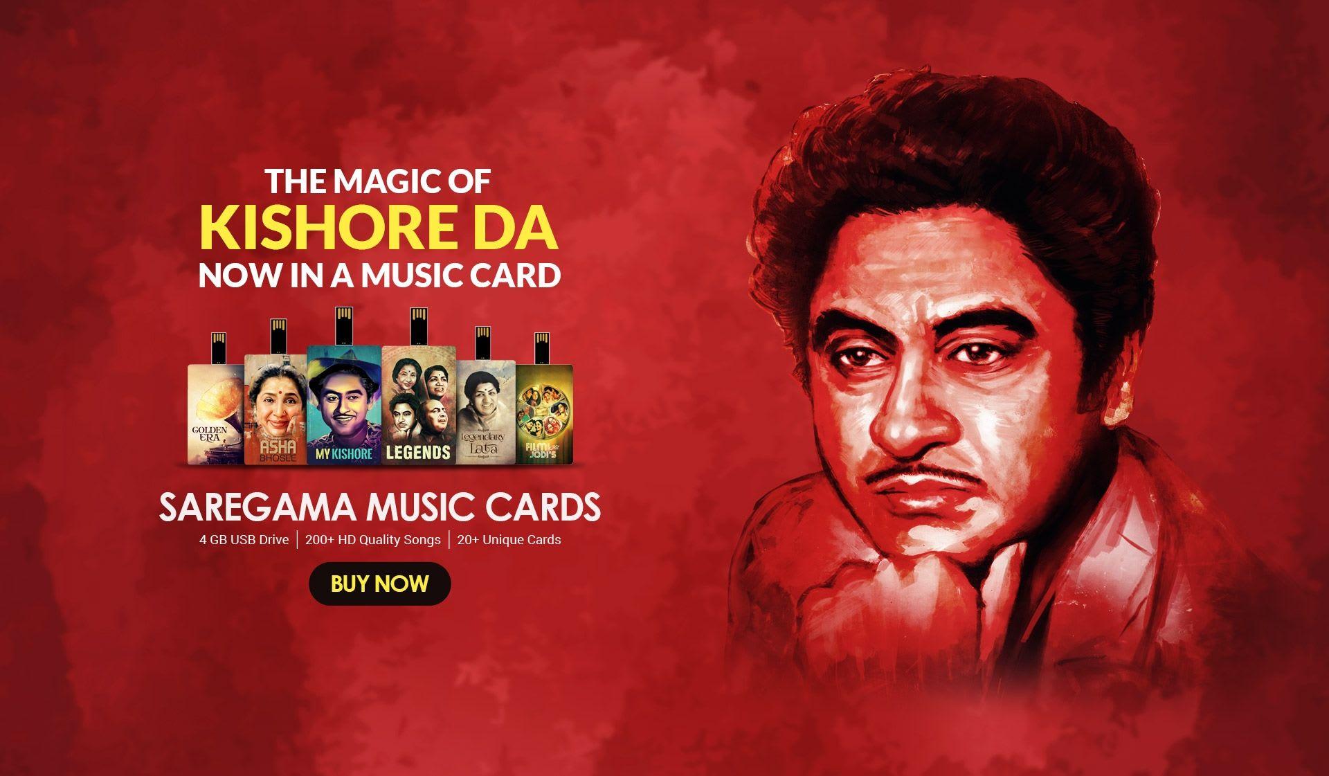 The Magic Of Kishore Da