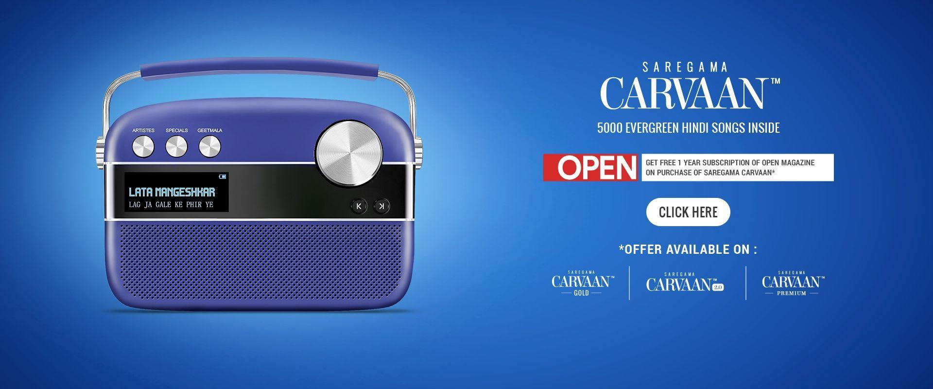 Carvaan Open Magazine