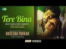 Tere Bina | Haseena Parkar | Shraddha Kapoor | Arijit Singh | Priya Saraiya