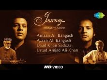 Journey - Rabab to Sarod | Eisha Video Song | Ayaan Ali Bangash, Daud Khan Sadozai