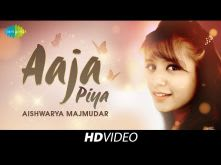 Aaja Piya | Cover | Aishwarya Majmudar  I  Hd Video