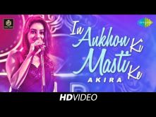 In Ankhon Ki Masti Ke | Akira | Cover Version | Old Is Gold | HD Video