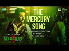 The Mercury Song | Mercury | Feat. Prabhu Deva | Musical Promo | Mithoon | Karthik Subbaraj