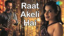 Raat Akeli hai - Video Song (2014) | Raghav Sachar Feat. Sophie Choudry | Jewel Thief