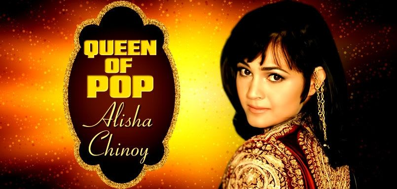 Queen Of Pop Alisha Chinai