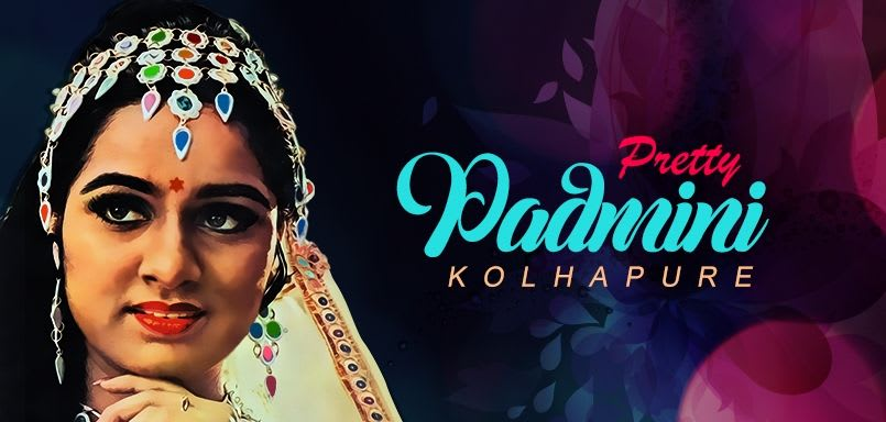 Pretty Padmini Kolhapure