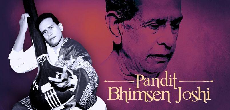 Pandit Bhimsen Joshi (Pandit Series)