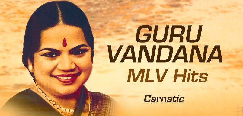 Guru Vandana - MLV Hits