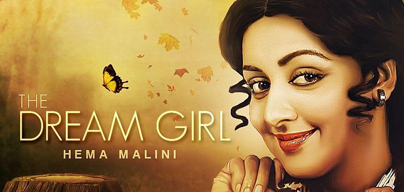 The Dream Girl Hema Malini