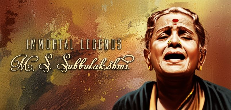 Immortal Legend M.S. Subbulakshmi