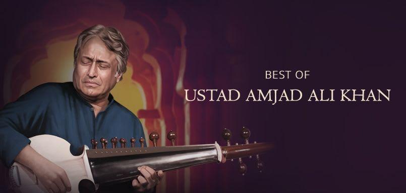 Best Of Ustad Amjad Ali Khan