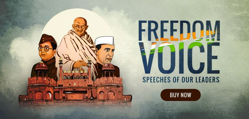 Freedom Voice - Speeches of Our Leaders