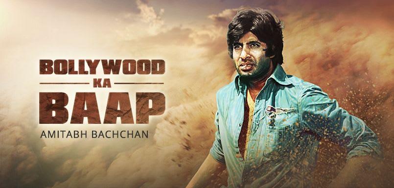 Bollywood Ka Baap - Amitabh Bachchan