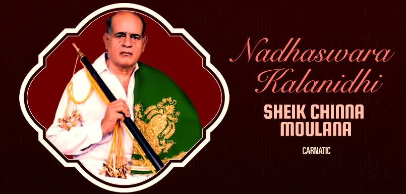 Nadhaswara Kalanidhi - Sheik Chinna Moulana