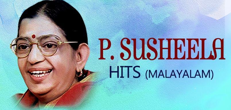 P. Susheela Hits - Malayalam