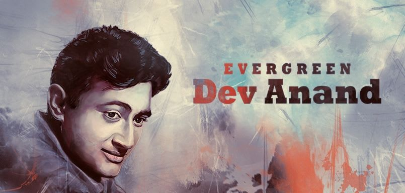 Evergreen Dev Anand - Hit Songs