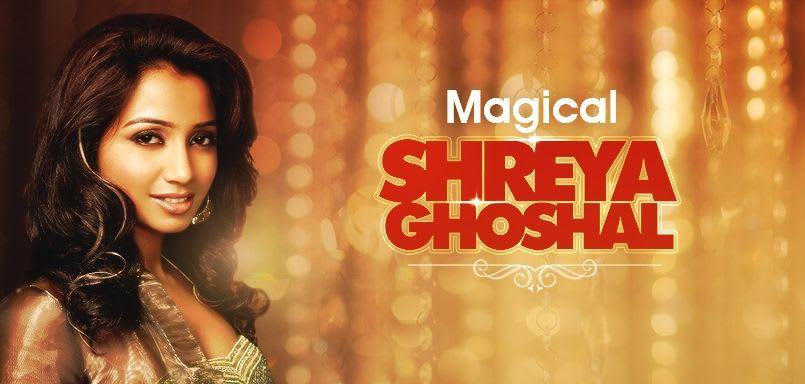 Magical Shreya Ghoshal