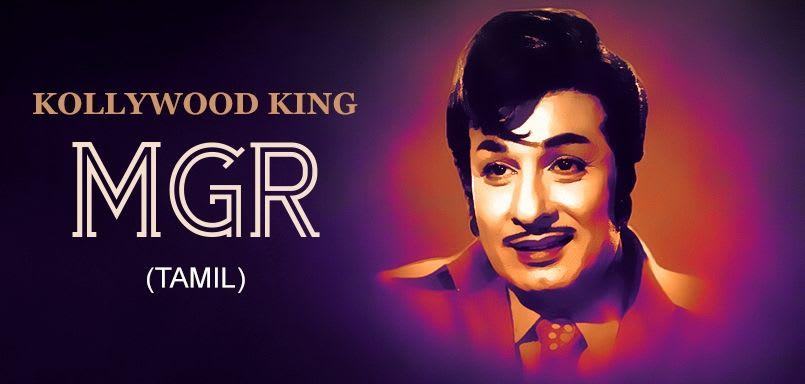 Kollywood King MGR