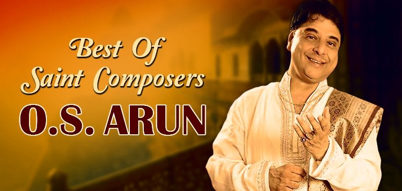 Best of Saint Composers - O.S. Arun