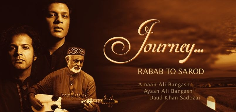 Journey - Rabab To Sarod