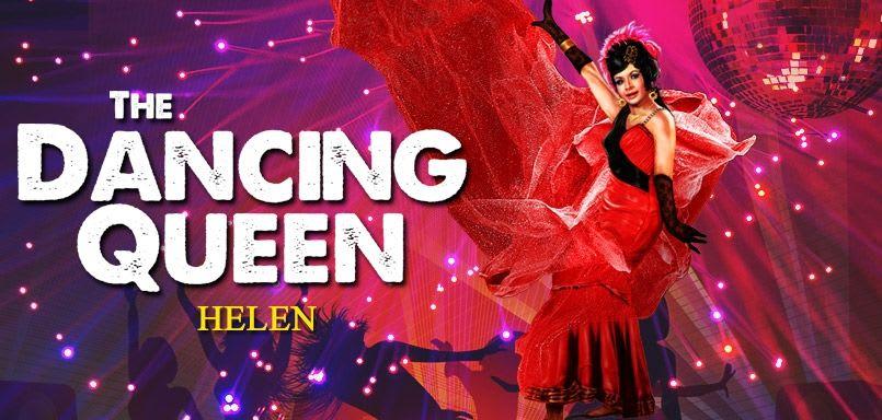 The Dancing Queen - Helen