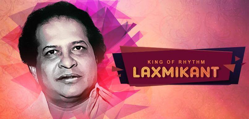 King of Rhythm - Laxmikant