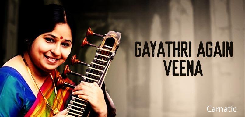 Gayathri Again- Veena