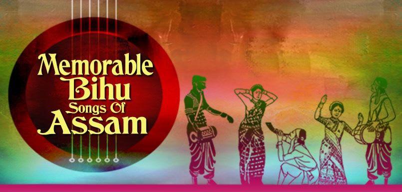Memorable Bihu Songs Of Assam