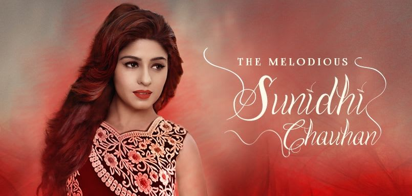The Melodious Sunidhi Chauhan
