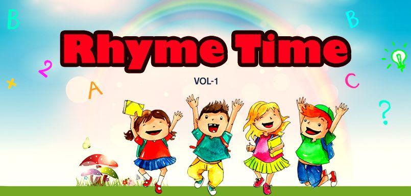 Rhyme Time Vol. 1