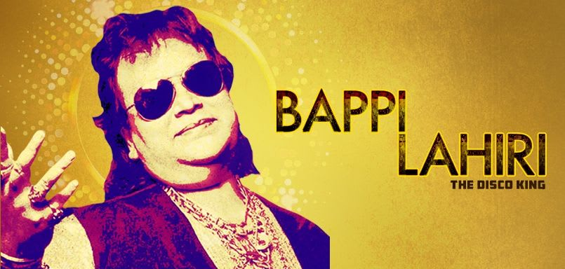 Bappi Lahiri - The Disco King
