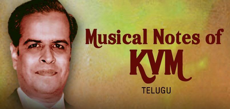Musical Notes of KVM