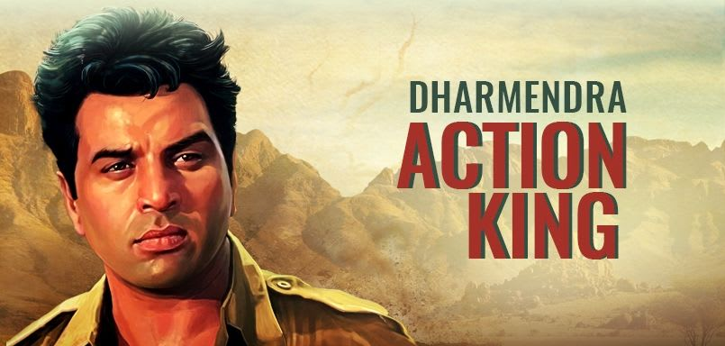 Dharmendra Action King