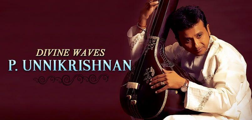 Divine Waves- P. Unnikrishnan - Malayalam