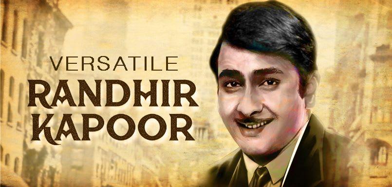 Versatile Randhir Kapoor