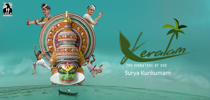 Keralam-The Signature of God (Surya Kunkumam)