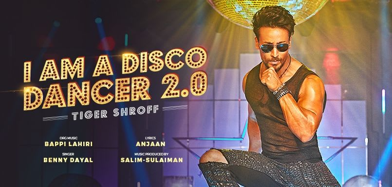 I Am A Disco Dancer 2.0 - Tiger Shroff