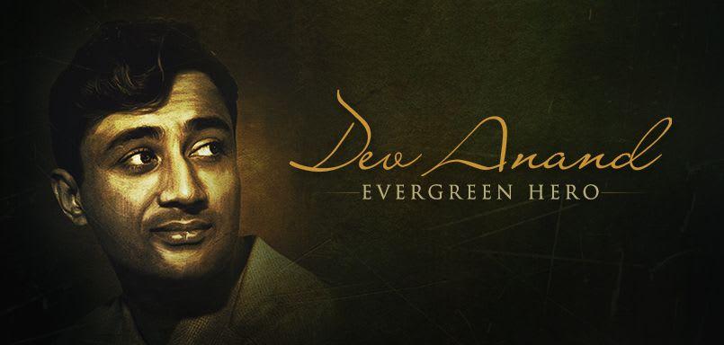 Dev Anand Evergreen Hero