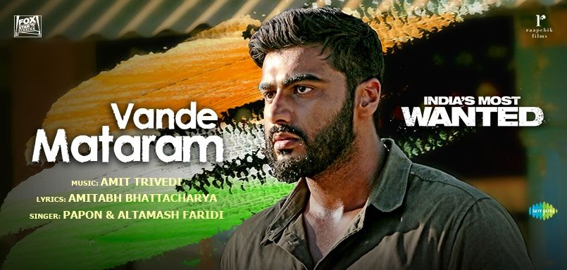 Vande Mataram - India's Most Wanted