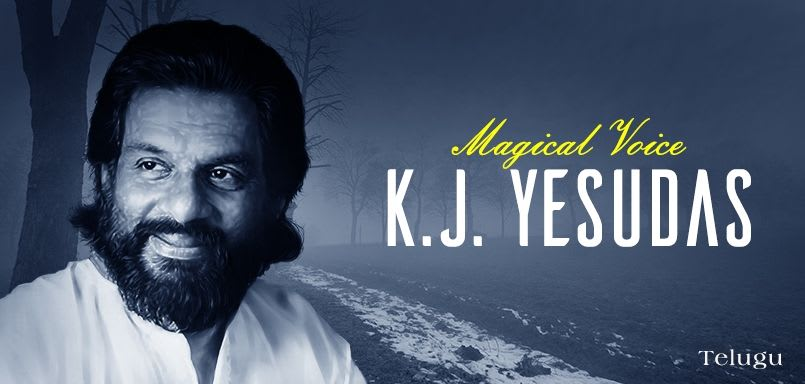 Magical Voice K.J. Yesudas